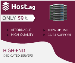 Host.AG - Dedicated Servers