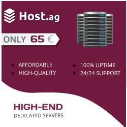 Host.AG - Dedicated Servers